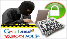 Email Hacking Waterlooville